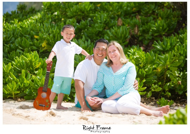 Oahu Hawaii Family Photography