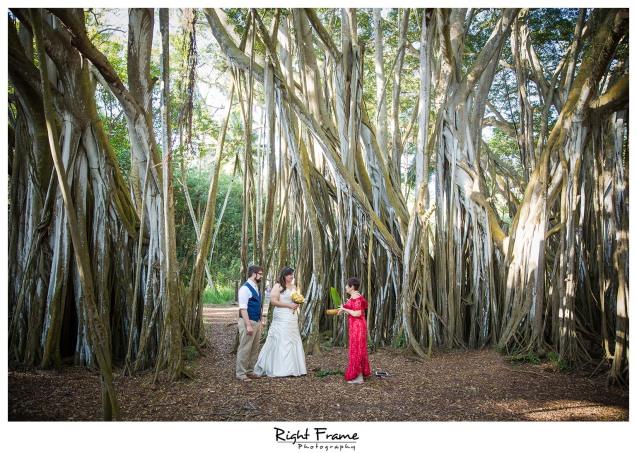 Kawela Bay Wedding Oahu Hawaii North Shore