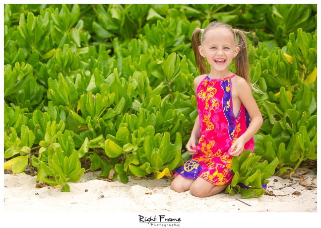 Hawaii Family Beach Photographer Waimanalo Beach