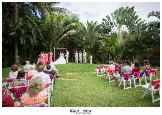 Perfect place to get married hale koa estate oahu hawaii for Perfect places to get married