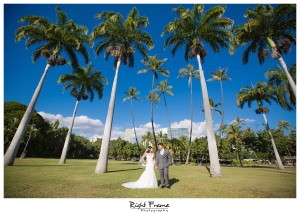 Wedding at the Hale Koa Hotel in Waikiki