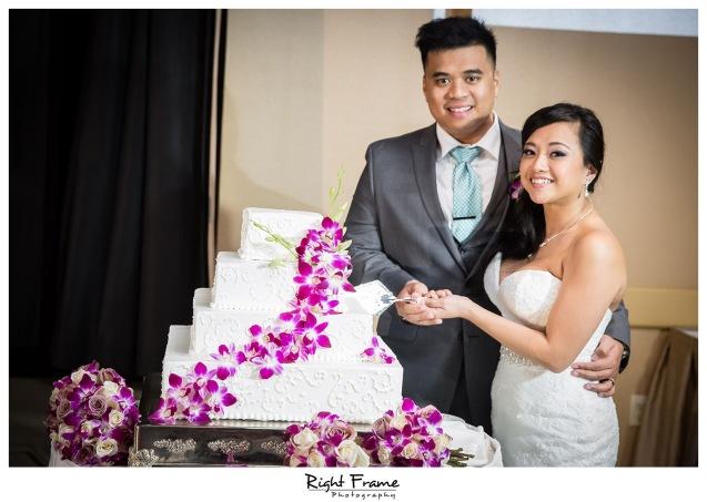 Wedding at the Hale Koa Hotel in Waikiki