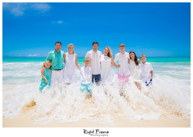 The Best Family Photographer near Kailua Beach Hawaii