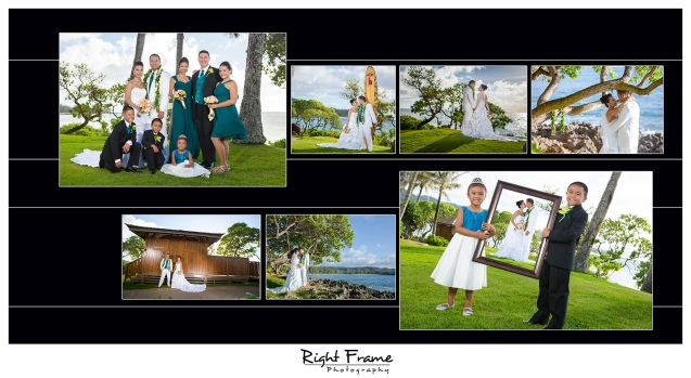 Eloping in Hawaii Turtle Bay Resort