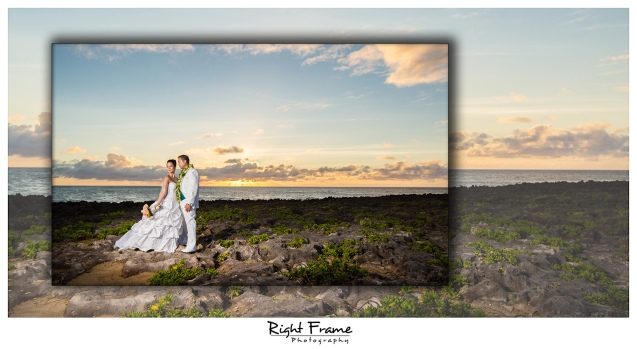 Eloping in Hawaii Turtle Bay Resort
