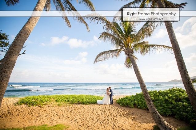_Hawaii Wedding Kathy Ireland Weddings Beachfront Oasis