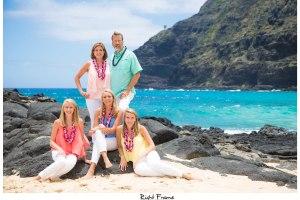Family Photos in Hawaii - Makapu'u Beach Park