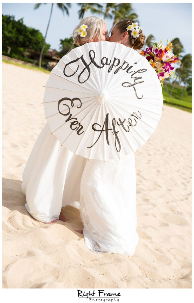 Destination Wedding Hawaii Paradise Cove Aulani Disney