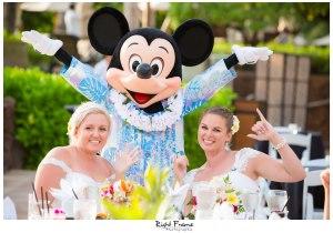 Destination Wedding Hawaii Paradise Cove Aulani Disney