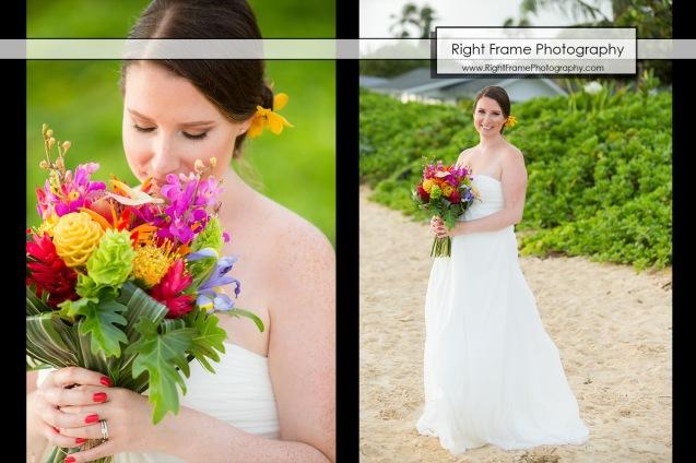 Lanikai Sunrise Beach Wedding Oahu Hawaii