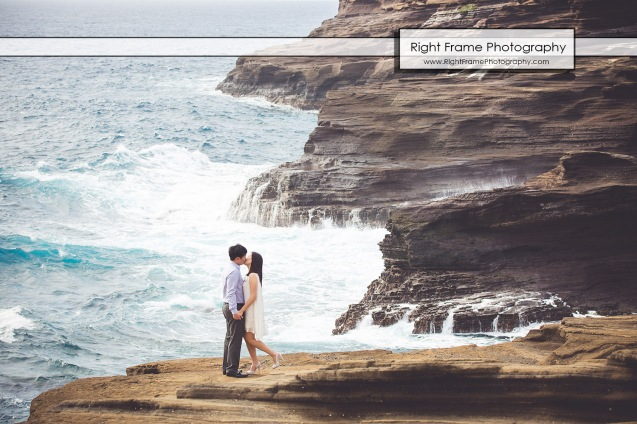 OAHU ENGAGEMENT PHOTOGRAPHY Hawaii