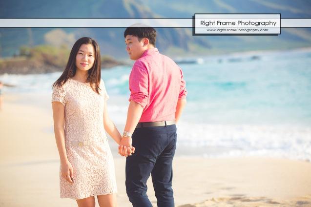 OAHU ENGAGEMENT PHOTOGRAPHY Hawaii