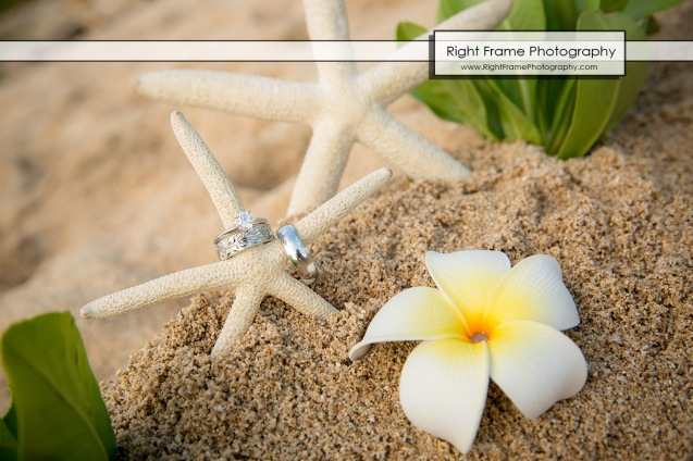 Hawaii Beach Wedding Secret Beach Hawaii