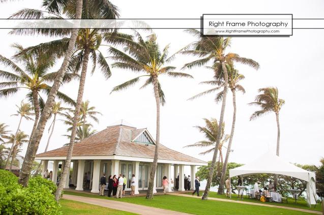 Turtle Bay Hotel Hawaii Beach Wedding