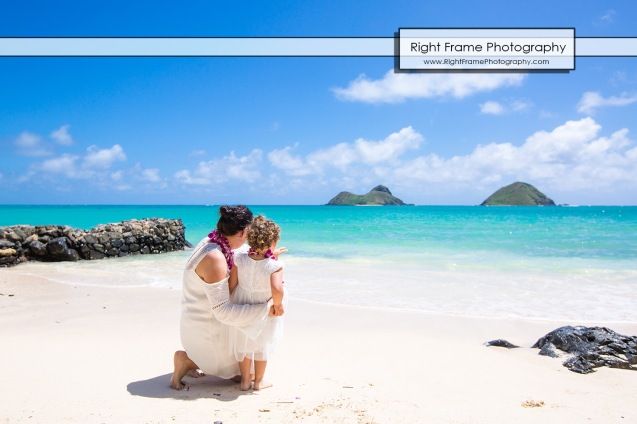 Lanikai Beach Family Photography Oahu Hawaii
