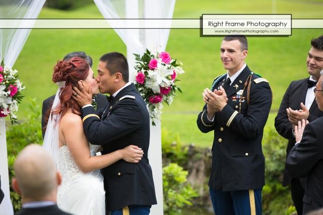 Wedding at KO'OLAU BALLROOMS Oahu Hawaii