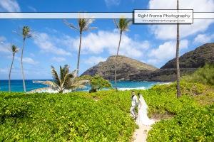 Hawaii Beach Wedding Pictures ハワイウェディング写真