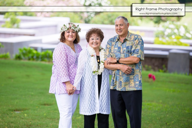 Funeral Ceremony Memorial Services Photography Oahu Hawaii