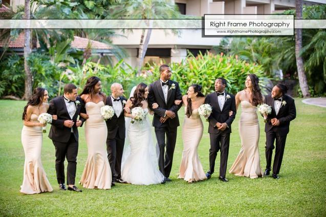 Hawaii Wedding Ceremony AKALA CHAPEL Waikiki Beach