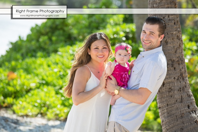 Family Photos on the Kahala Beach - The Kahala Hotel & Resort