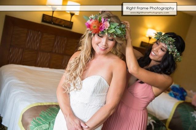 HALE KOA HOTEL WEDDING Pictures Waikiki Honolulu Hawaii