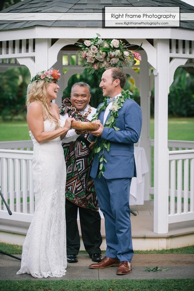 HALE KOA HOTEL WEDDING Pictures Waikiki Honolulu Hawaii Rev. Jofrey Rabanal