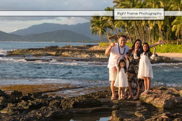 Hawaii Professional Vacation Photographer