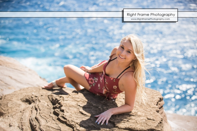 SENIOR PORTRAIT PHOTOGRAPHY SPITTING CAVE