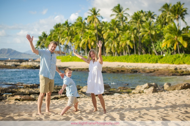 Hire a Vacation Photographer in Oahu Hawaii