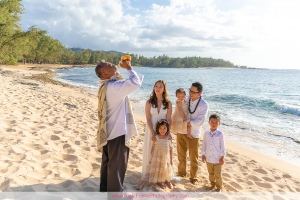 Turtle Bay Vow Renewal Photography
