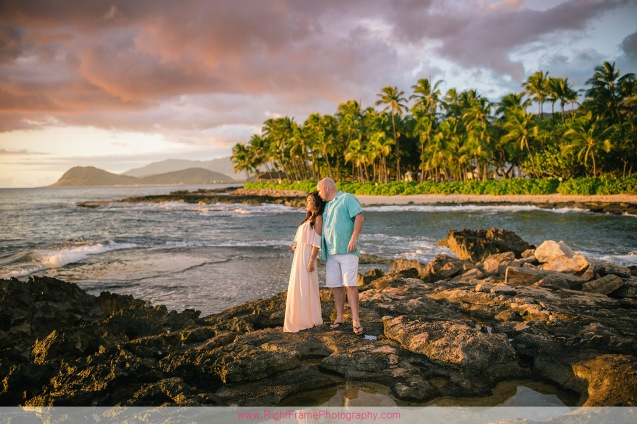 Hawaii Anniversary Photographer