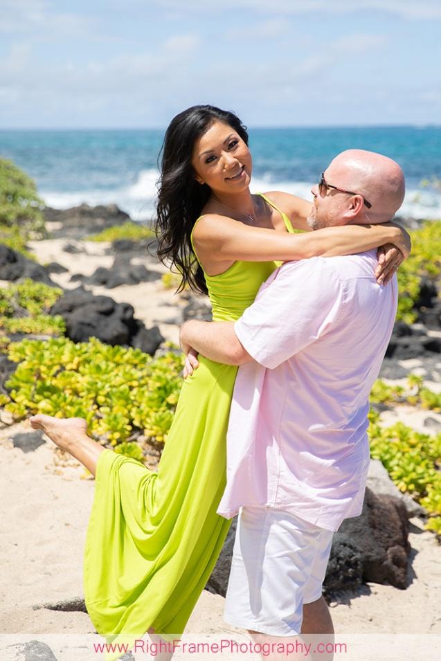 Hawaii Anniversary Photographer