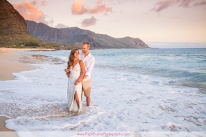 Engagement Photographers on Oahu