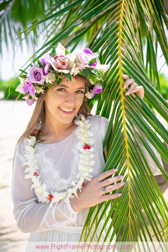 Elopement Photographer Honolulu Hawaii