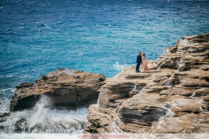 Photographer for engagement in Honolulu